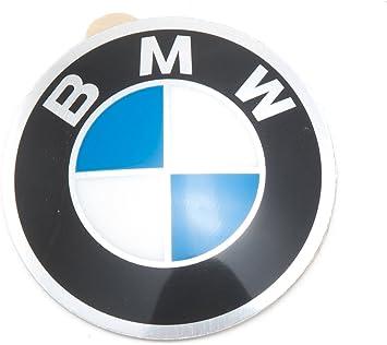 Bmw Plakette Emblem Für Felgen Felgenaufkleber 45mm 36131181082 Auto