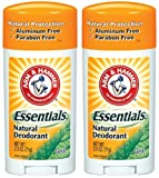 Best Natural Deodorant For Women - Arm & Hammer Essentials Natural Deodorant, Fresh Review