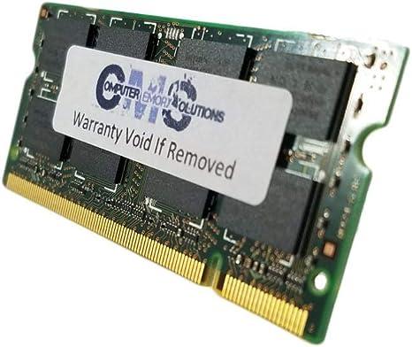 Arch Memory 4 GB 204-Pin DDR3 So-dimm RAM for HP//Compaq Presario CQ56-124CA
