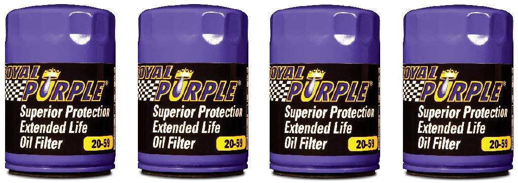 Royal Purple 20-59 Oil Filter (4)