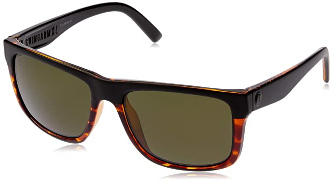 f6ff7a78aa4a9 Amazon.com  Electric Visual Swingarm XL Polarized Sunglasses  Clothing