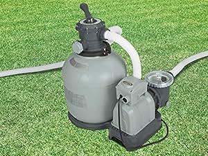 Grupo de filtración Intex Pump 10m³/h hasta 65M3