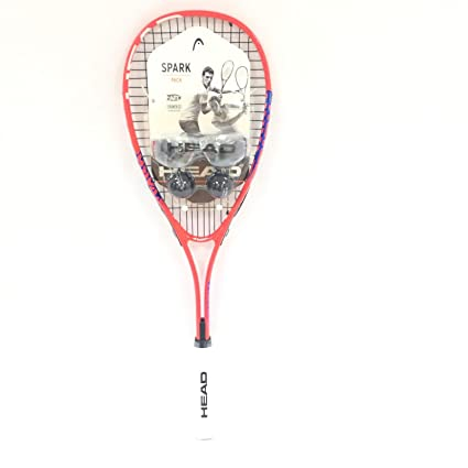 Amazon.com: HEAD Spark Squash Racquet Series (Pro, Team Pack ...