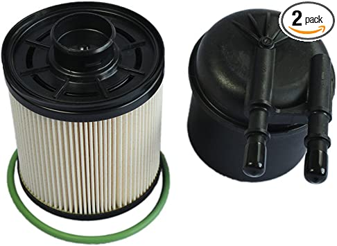 [DIAGRAM_1CA]  Amazon.com: New FD4615 Fuel Filters For F250 F350 F450 F550 2011-2016 6.7  Liter Powerstroke: Automotive | 2013 F350 Fuel Filter |  | Amazon.com