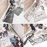 2 Piece Non-slip Anti-Fatigue Kitchen Mat