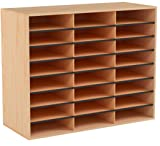Safco Products Wood/Corrugated Literature