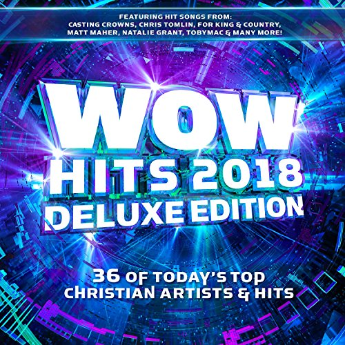 WOW Hits 2018 [2 CD][Deluxe Edition] from Capitol Christian Distribution
