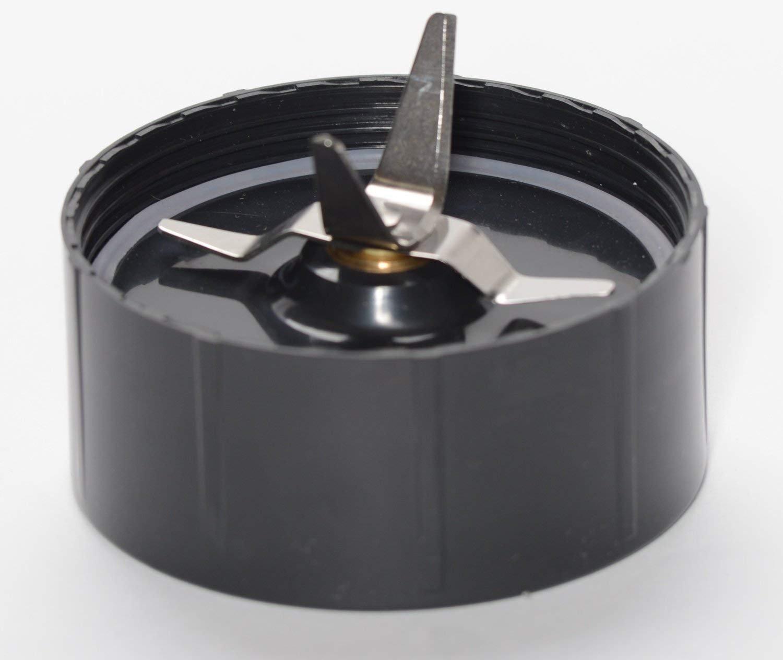 Lyanther 1 x Remplacement de Lame croisée pour Le mélangeur de Presse-Agrumes Magic Bullet Noir