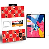 Scratchgard® Matte Anti-Glare/Anti-Fingerprint Screen Protector PET Film (0.1mm) Screen Guard for Apple iPad Pro 11 inch
