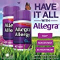 Allegra Adult 24 Hour Allergy Tablets, 180Mg, 70 Count
