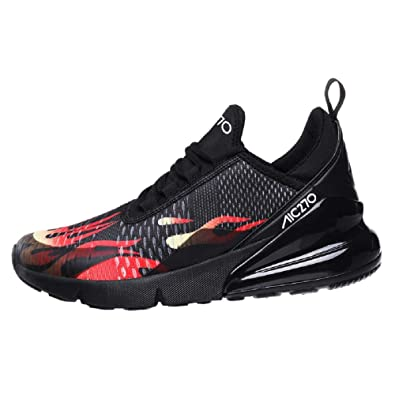 100% d'origine charme de coût nouveau produit Amazon.com | Air Max 270 Soft Mesh Shoes Men Sport trainer ...