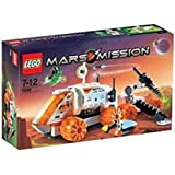 LEGO Mars Mission 7648: MT-21 Mobile Mining Unit