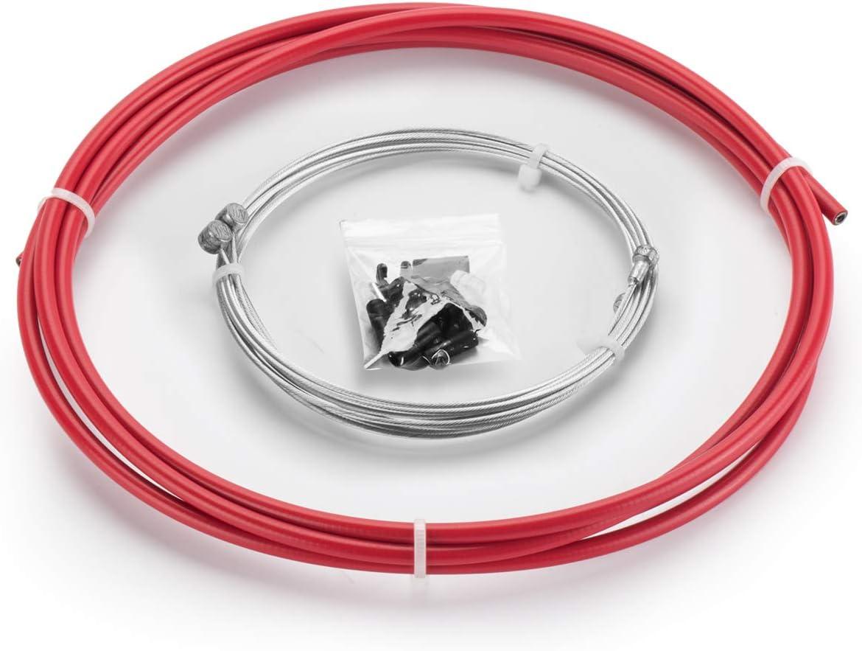 Mountain Bike Brake Cables Set Universal Bike Brake Cables for MTB//Road Bike EASTERN POWER Bicycle Brake Cable /& Housing