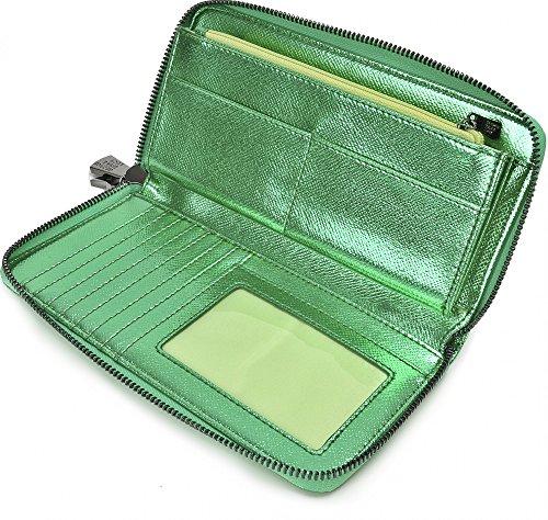 GEORGE GINA & LUCY Dirty Little Secrets Viltvolt Metallic Green
