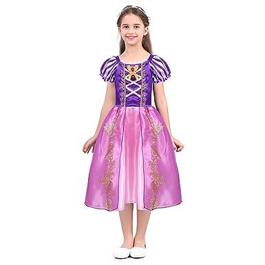 Deguisement robe de mariee raiponce