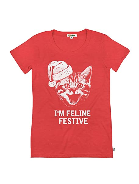 9b478425 Women's Funny Christmas T Shirts - Cute Christmas Tops for Ladies:  Amazon.ca: Clothing & Accessories