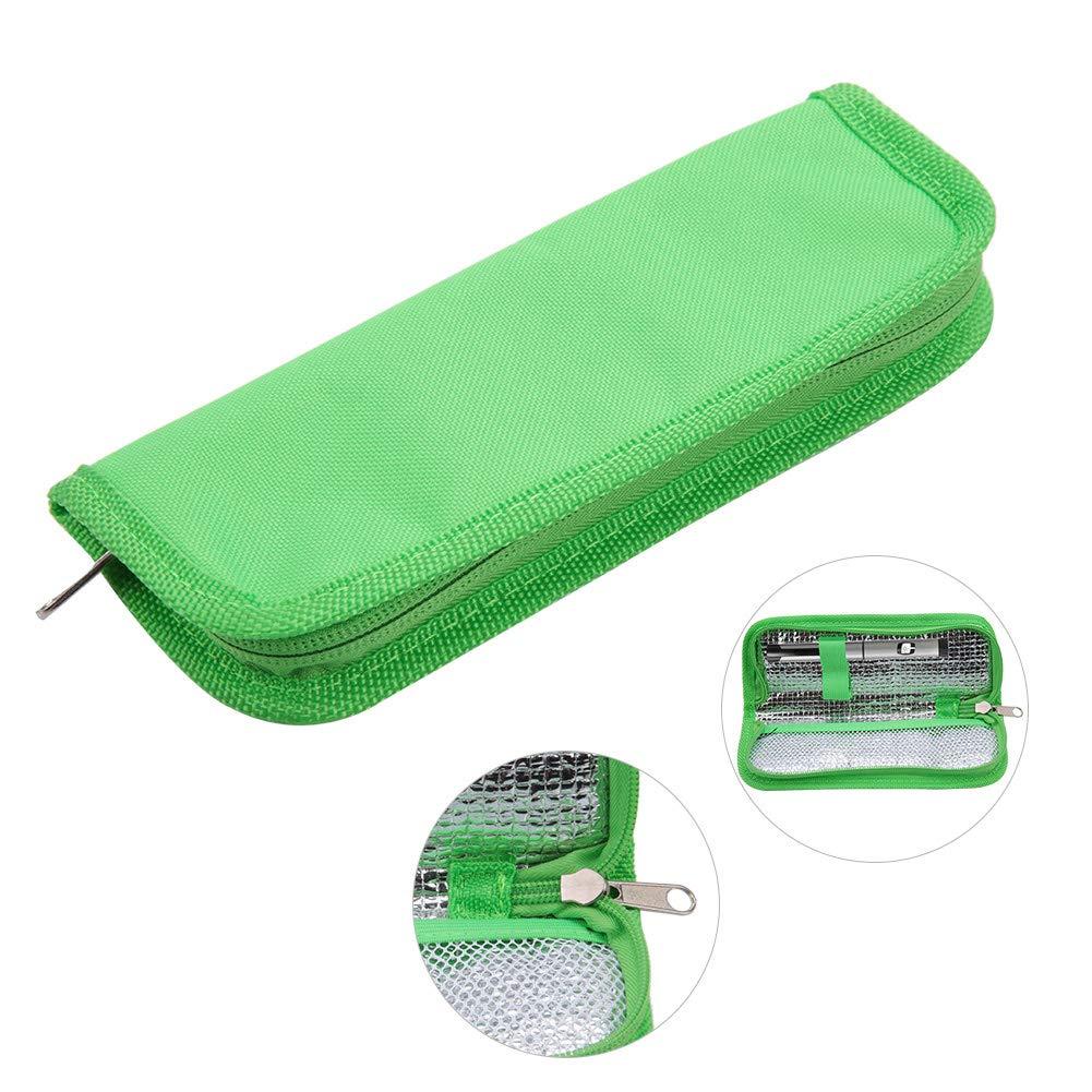 Scatola da Viaggio per Dispositivo di Raffreddamento per insulina 1# Borsa Termica per Dispositivo di Raffreddamento per insulina