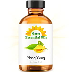 Ylang Ylang (Large 4 Ounce) Best Essential Oil