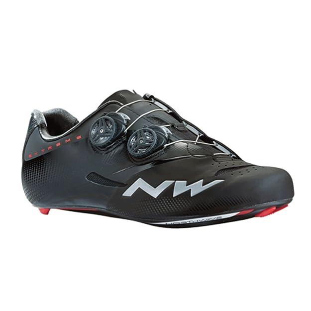 Northwave Extreme Tech Plus - Zapatillas de Ciclismo de Carretera Hombre: Amazon.es: Zapatos y complementos