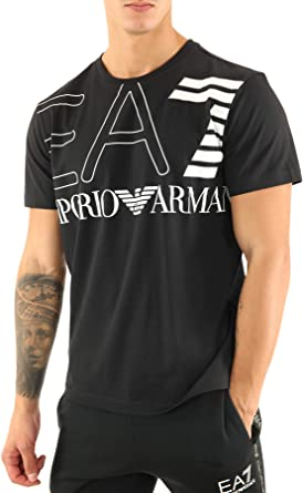 Emporio Armani EA7 EA7 | 8NPF04 PJM5Z Jersey Polo Pique T-Shirt ...