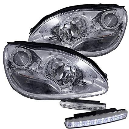 Amazon Com 2000 2005 Mercedes Benz S430 S500 Headlights Projector
