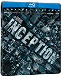 Inception (Limited Edition Blu-ray Steelbook) [Blu-ray + DVD + Digital Copy]