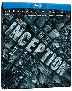 Cover Image for 'Inception [Steelbook]'