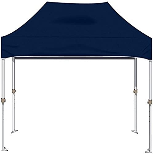 KD Kanopy XTF150NB XTF Aluminum Frame Indoor Outdoor Portable Canopy, 10 by 15-Feet, Navy Blue