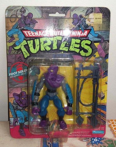 Teenage Mutant Ninja Turtles Foot Soldier Action Figure