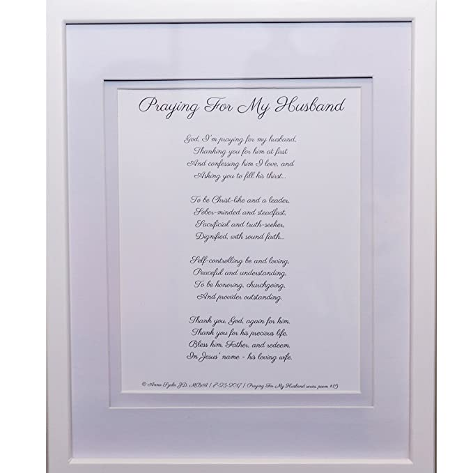 Love Poems by Anna Szabo #PoemsFromGod Praying For My Husband framed poetry for Prayer Hallway