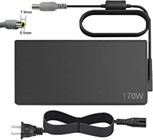 170W AC Charger for Lenovo Thinkpad W520 W700 W701DS 42T5284 45N0114 45N0118 45N0116 45N0112 45N0111 45N0113 Laptop Power Supply Adapter Cord