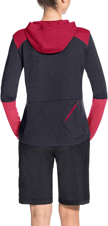 VAUDE Womens Womens Tremalzo Ls T-Shirt Long Sleeve T-Shirt