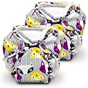 Lil Joey 2 Pack All-in-One Cloth Diaper, Bonnie