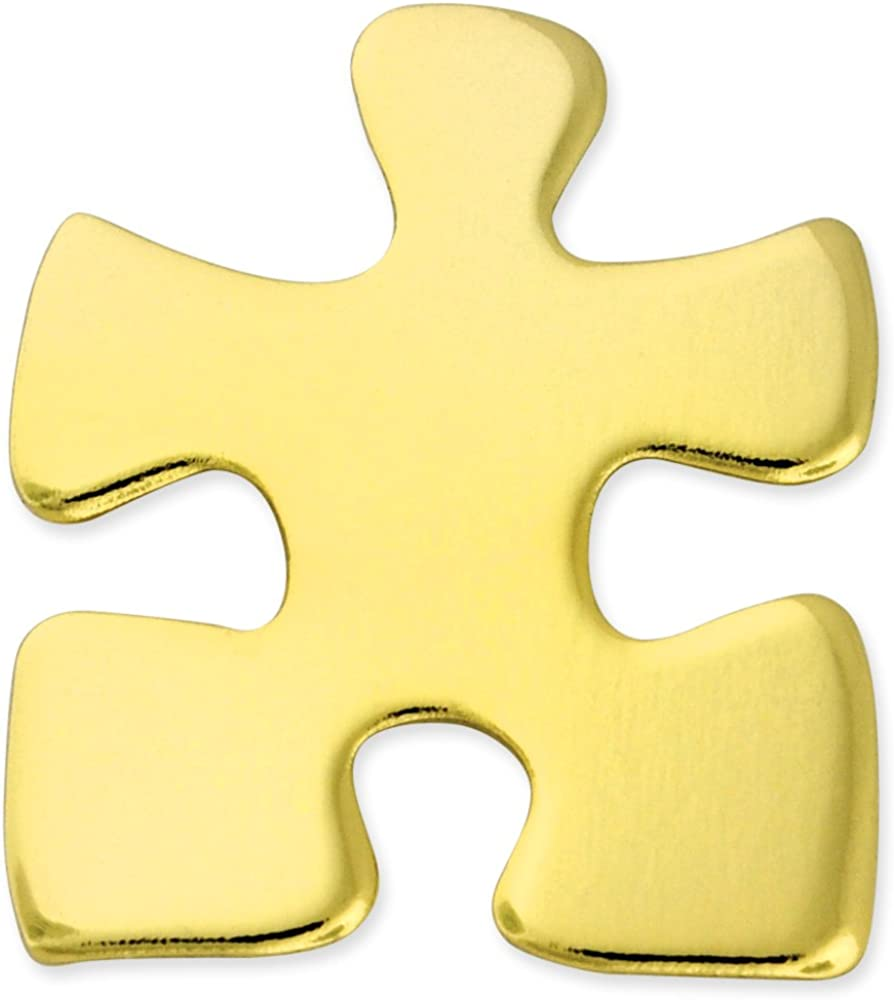 PinMart Gold Plated Puzzle...