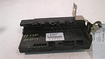 Mercedes-Benz C230 - Signal Activation Module Module