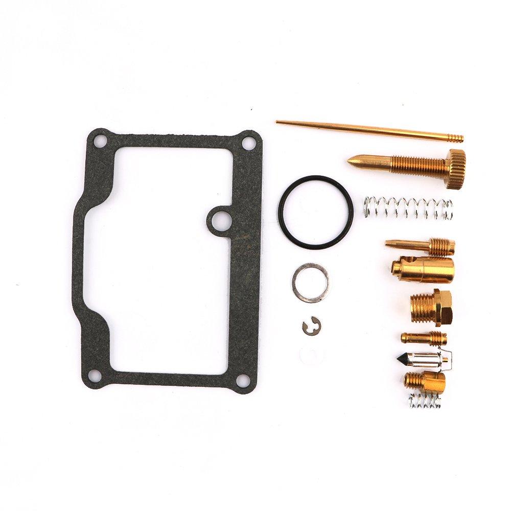 Carburetor Rebuild Kit Carb Repair For Polaris Trail Boss 250 2x4 1989 1990 1991 1992 1993 1994 1995 1996 1997 1998 1999 By Mopasen