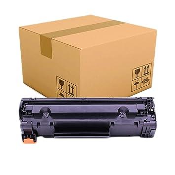 SHZJZCompatible con CF283A Cartuchos De Tóner HP Laserjet ...