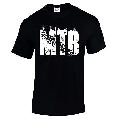 Mountain Bike T-shirt uk58M