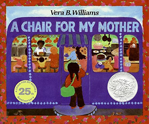 Chair Ingram - A Chair for My Mother 25th Anniversary Edition (Reading Rainbow Books)