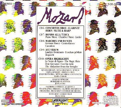 Highlights 6-10: Mozart