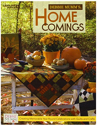 LEISURE ARTS-Home Comings with Debbie Mumm