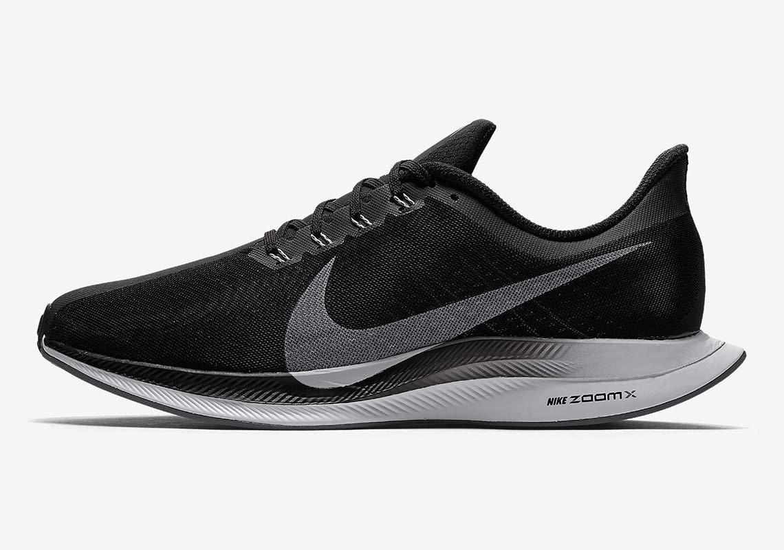 cf8b2e6319ebd Galleon - Nike Men s Zoom Pegasus 35 Turbo Black Vast Grey Oil Grey Running  Shoe 14 Men US