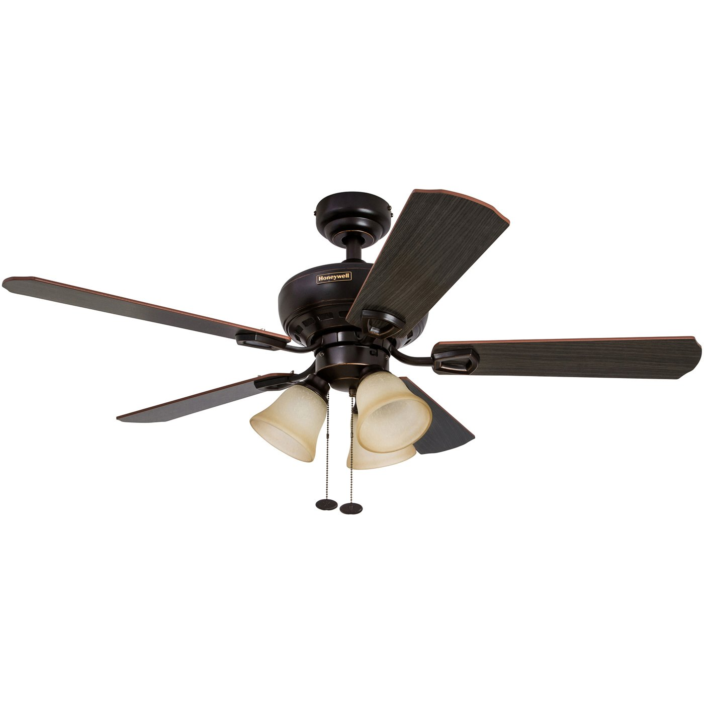 Amazon Honeywell Springhill 44 Inch Ceiling Fan with 3 Sunset