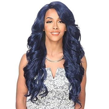 Amazon.com: zury hermana peluca Invisible parte superior ...