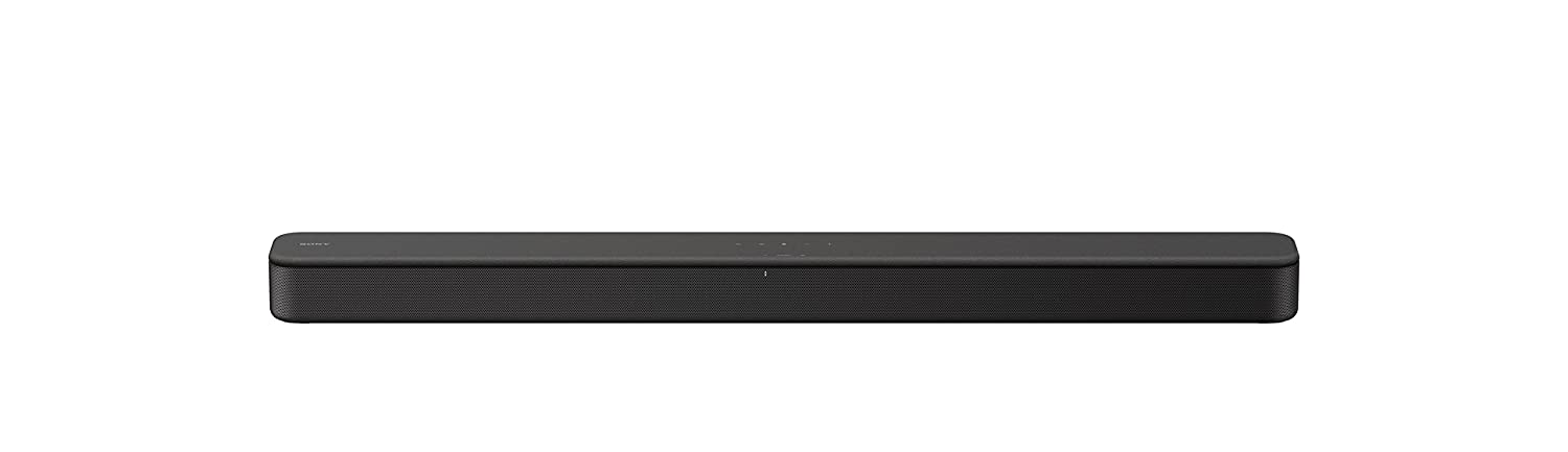 Sony S100F 2.0ch Sound Bar with Bass Reflex Speaker, Integrated Tweeter and Bluetooth, (HTS100F)
