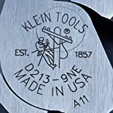 Klein Tools High Leverage Pliers, 9-Inch Side
