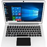 JUMPER Ezbook 3 Pro 13.3 Inch 1920 * 1080 Intel Windows 10 6GB + 64GB Cámara portátil - plata