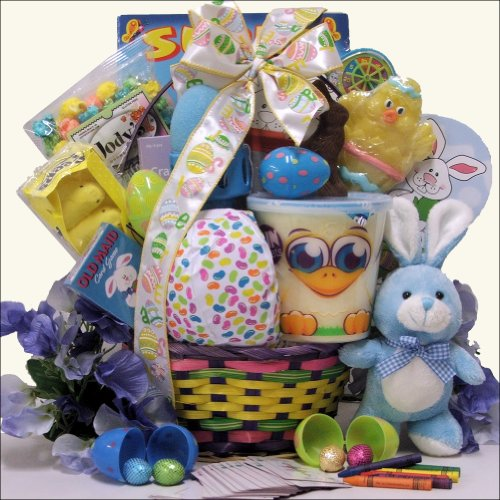 Gift baskets boys would love on easter webnuggetz find the best easter baskets for boys negle Gallery