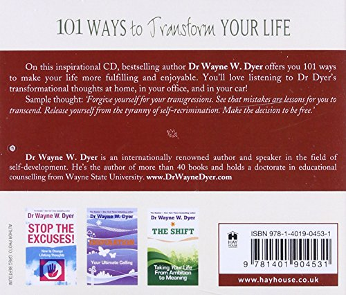 101 Ways to Transform Your Life