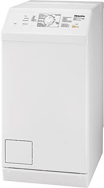 Amazon.com: Miele Top-Load 13.2 lbs Lavadora Automática ...